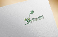 Lilac Hill Greenhouse Logo - Entry #10