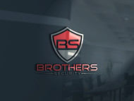 Brothers Security Logo - Entry #68