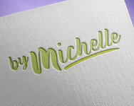 by MICHELLE Logo - Entry #42