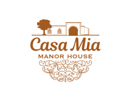 Casa Mia Manor House Logo - Entry #30
