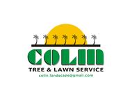 Colin Tree & Lawn Service Logo - Entry #98