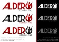 Aldero Consulting Logo - Entry #164