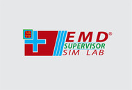 EMS Supervisor Sim Lab Logo - Entry #19