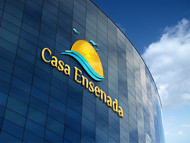 Casa Ensenada Logo - Entry #90
