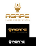 Agape Logo - Entry #252