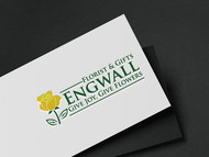 Engwall Florist & Gifts Logo - Entry #102