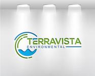 TerraVista Construction & Environmental Logo - Entry #38