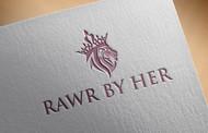 Rawr by Her Logo - Entry #145
