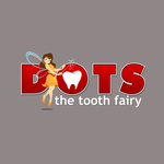 dots, the tooth fairy Logo - Entry #67