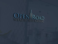 "Open Road Wealth Services, LLC  (The ""LLC"" can be dropped for design purposes.) Logo - Entry #56"
