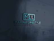 Marina lifestyle living Logo - Entry #145