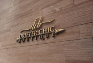Drifter Chic Boutique Logo - Entry #22