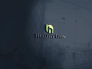 Healthy Livin Logo - Entry #102
