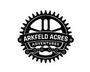 Arkfeld Acres Adventures Logo - Entry #185