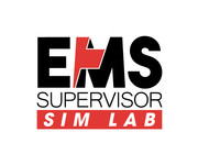 EMS Supervisor Sim Lab Logo - Entry #184