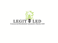 Legit LED or Legit Lighting Logo - Entry #51
