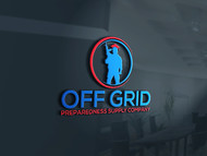 Off Grid Preparedness Supply Company Logo - Entry #32