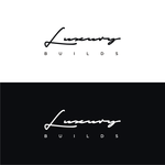 Luxury Builds Logo - Entry #168