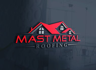 Mast Metal Roofing Logo - Entry #164