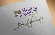 The Healing Waters Project Logo - Entry #12