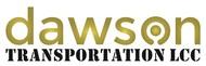 Dawson Transportation LLC. Logo - Entry #100