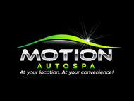 Motion AutoSpa Logo - Entry #173