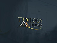 TRILOGY HOMES Logo - Entry #212