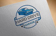 Hard drive garage Logo - Entry #25