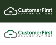 Customer First Communications Logo - Entry #86