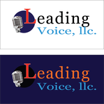 Leading Voice, LLC. Logo - Entry #63