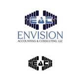 Envision Accounting & Consulting, LLC Logo - Entry #107