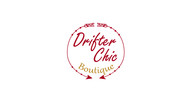 Drifter Chic Boutique Logo - Entry #411