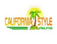 California Style Palms Logo - Entry #26