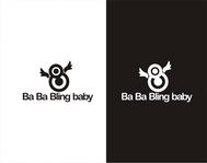 Ba Ba Bling baby Logo - Entry #47