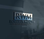 Roberts Wealth Management Logo - Entry #337