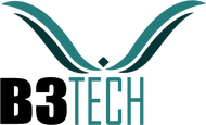 B3 Tech Logo - Entry #139