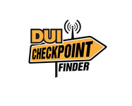 DUI Checkpoint Finder Logo - Entry #76