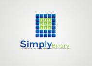 Simply Binary Logo - Entry #40