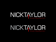 Nick Taylor Photography Logo - Entry #164
