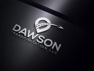 Dawson Transportation LLC. Logo - Entry #244