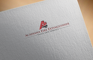 Acadiana Fire Extinguisher Sales and Service Logo - Entry #308