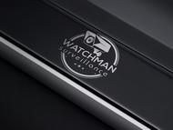 Watchman Surveillance Logo - Entry #217