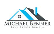 Michael Benner, Real Estate Broker Logo - Entry #138