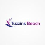 Tuzzins Beach Logo - Entry #351