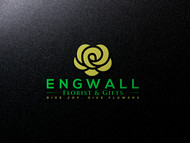 Engwall Florist & Gifts Logo - Entry #50