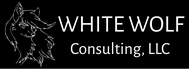 White Wolf Consulting (optional LLC) Logo - Entry #104
