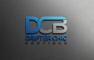 Drifter Chic Boutique Logo - Entry #83