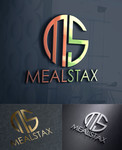 MealStax Logo - Entry #83
