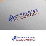 Premier Accounting Logo - Entry #305