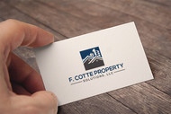 F. Cotte Property Solutions, LLC Logo - Entry #82